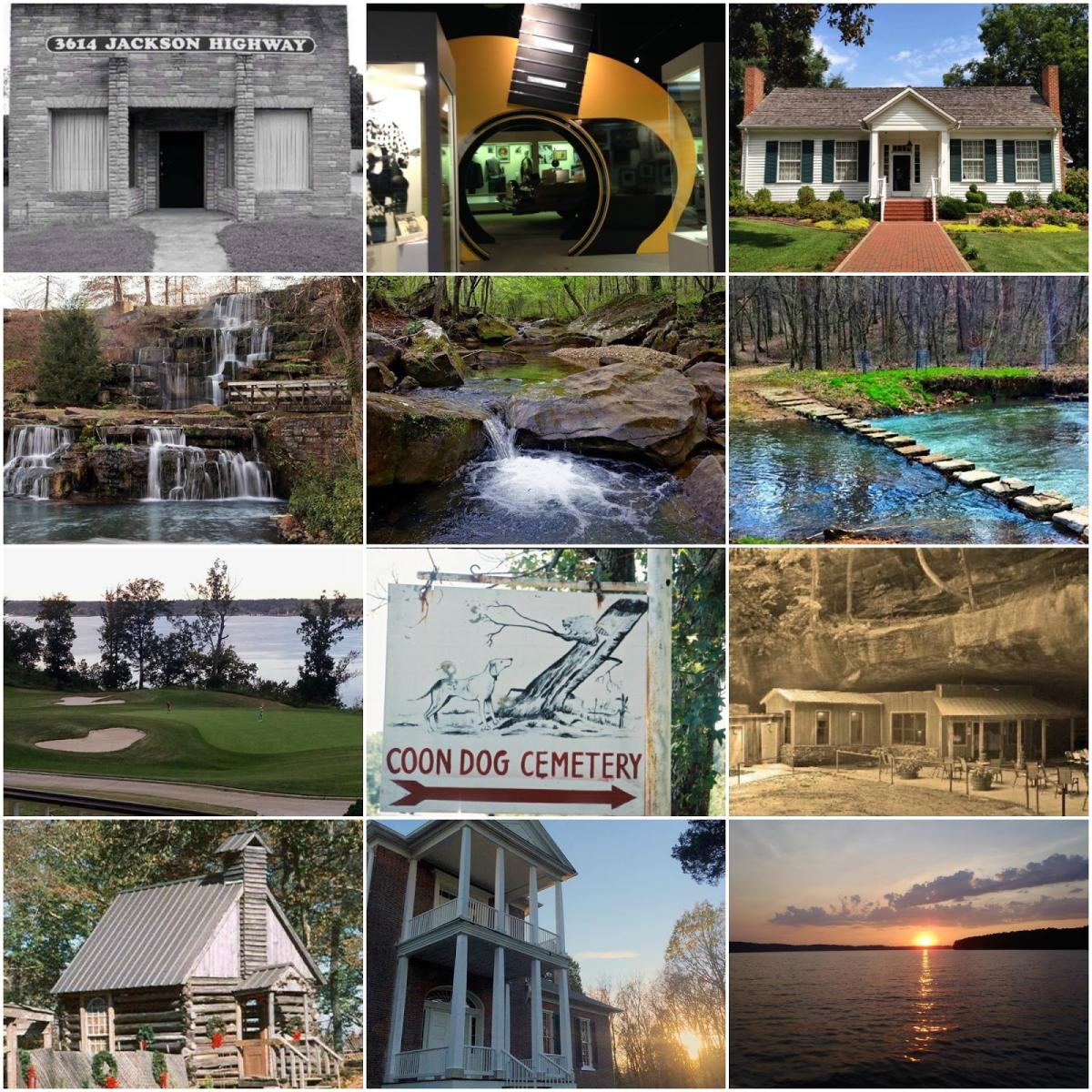 12 Must-Sees in Colbert County, Alabama | Visit North Alabama