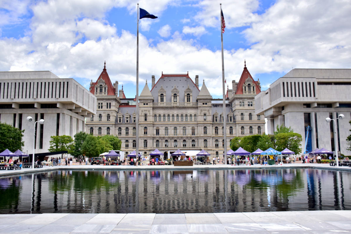 Must See Sights At The Empire State Plaza In Albany Ny