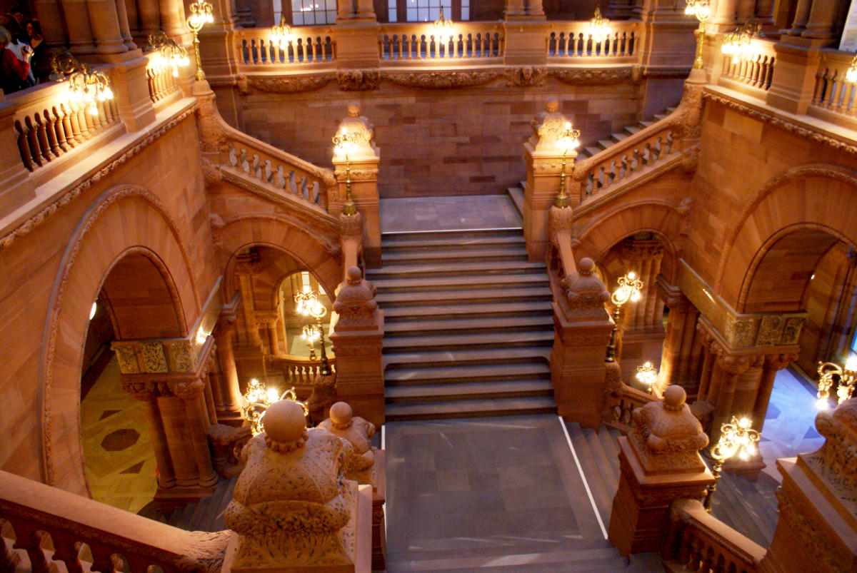 New York State Capitol Things To Do In Albany Ny