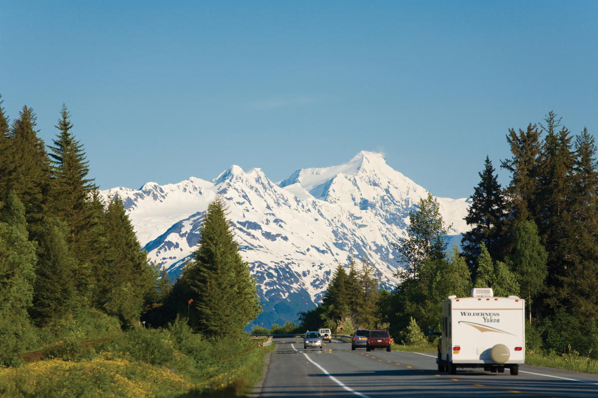 How Do I Get From Anchorage To Seward