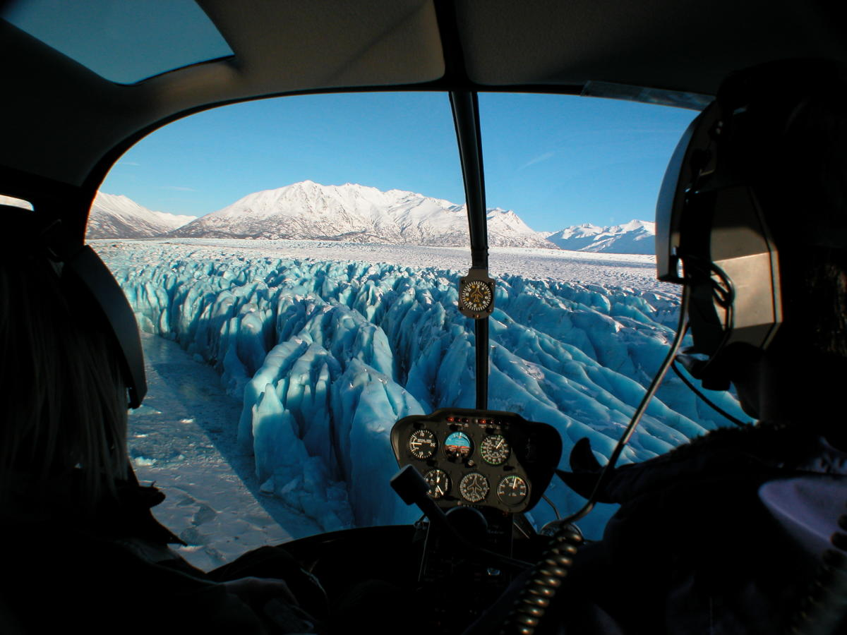 Flightseeing | Visit Anchorage