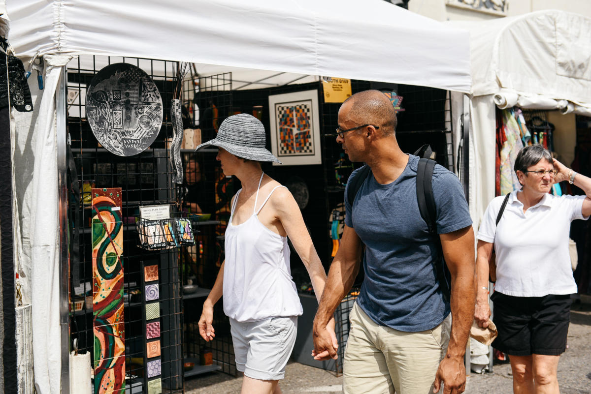 Ann Arbor Art Fair | Four Fairs, One Event