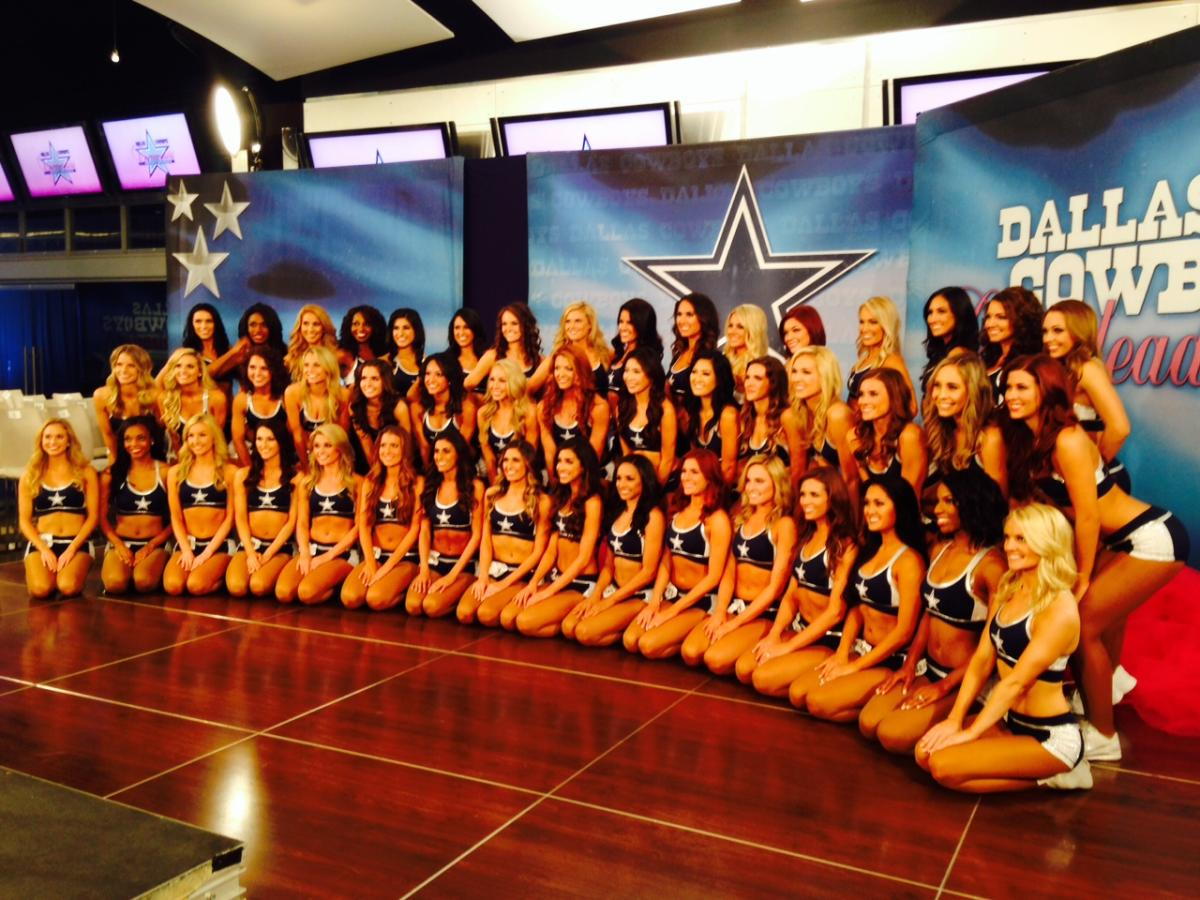 Dallas Cowboys Cheerleaders Auditions: 6 Criteria Used by Judges