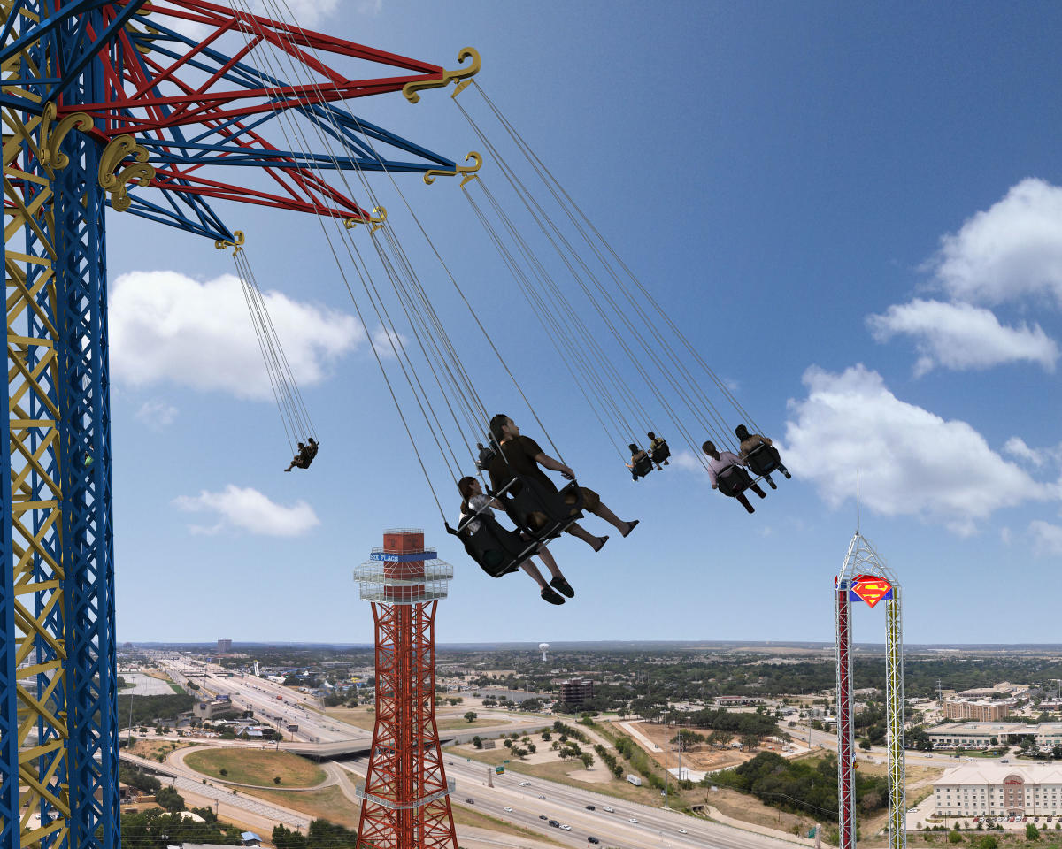 5 Most Fear-Inducing Thrill Rides at Six Flags Over Texas