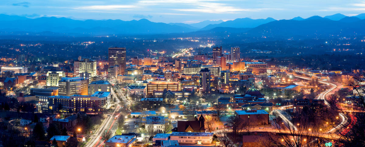 New Year's Eve Events | Asheville, North Carolina