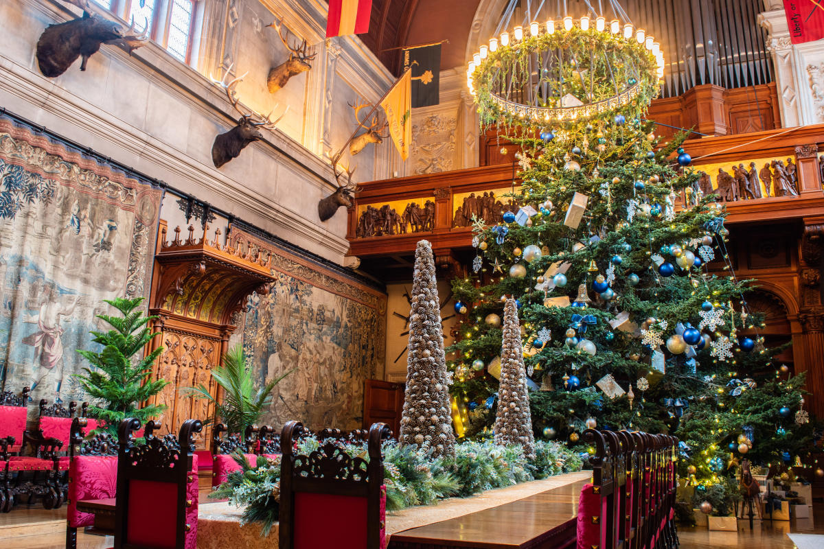 Biltmore Christmas.Photo Tour Christmas At Biltmore 2018