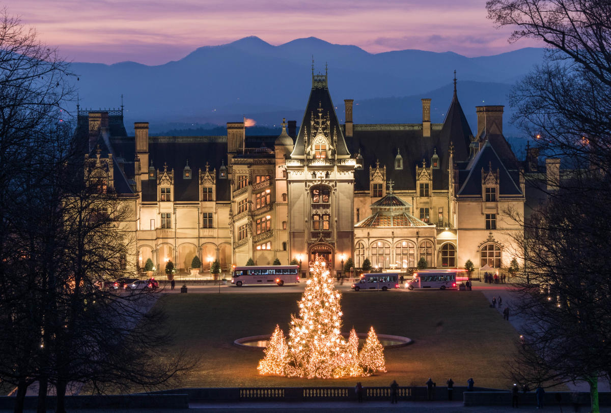 Biltmore Christmas Wine 2020 Christmas at Biltmore | Special Events