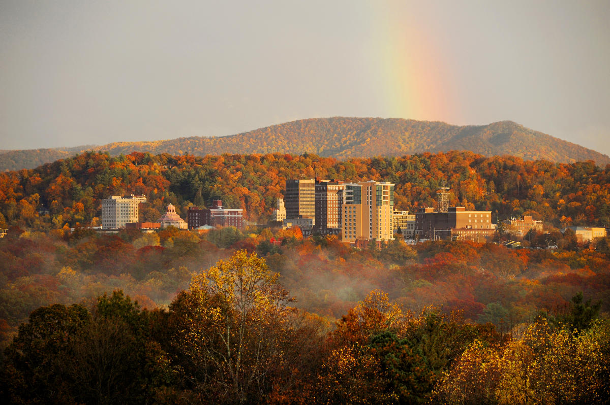 Fall Activities in Asheville | Color Reports & Scenic