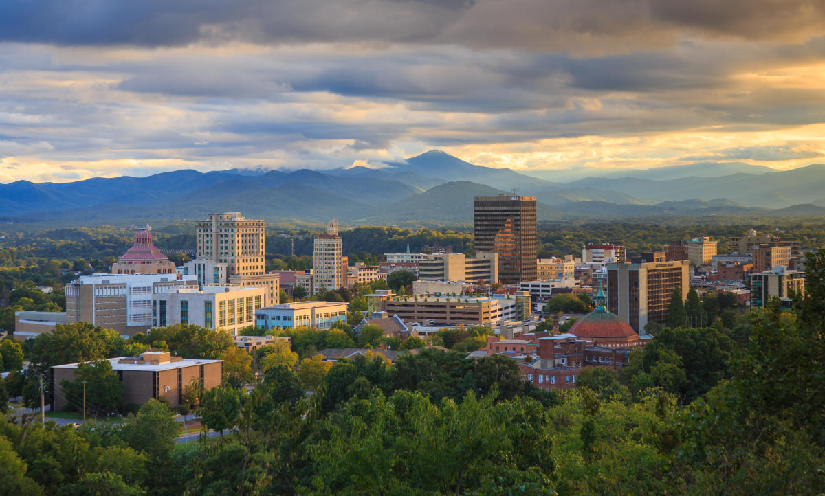 About Asheville | Asheville, NC's Official Travel Site