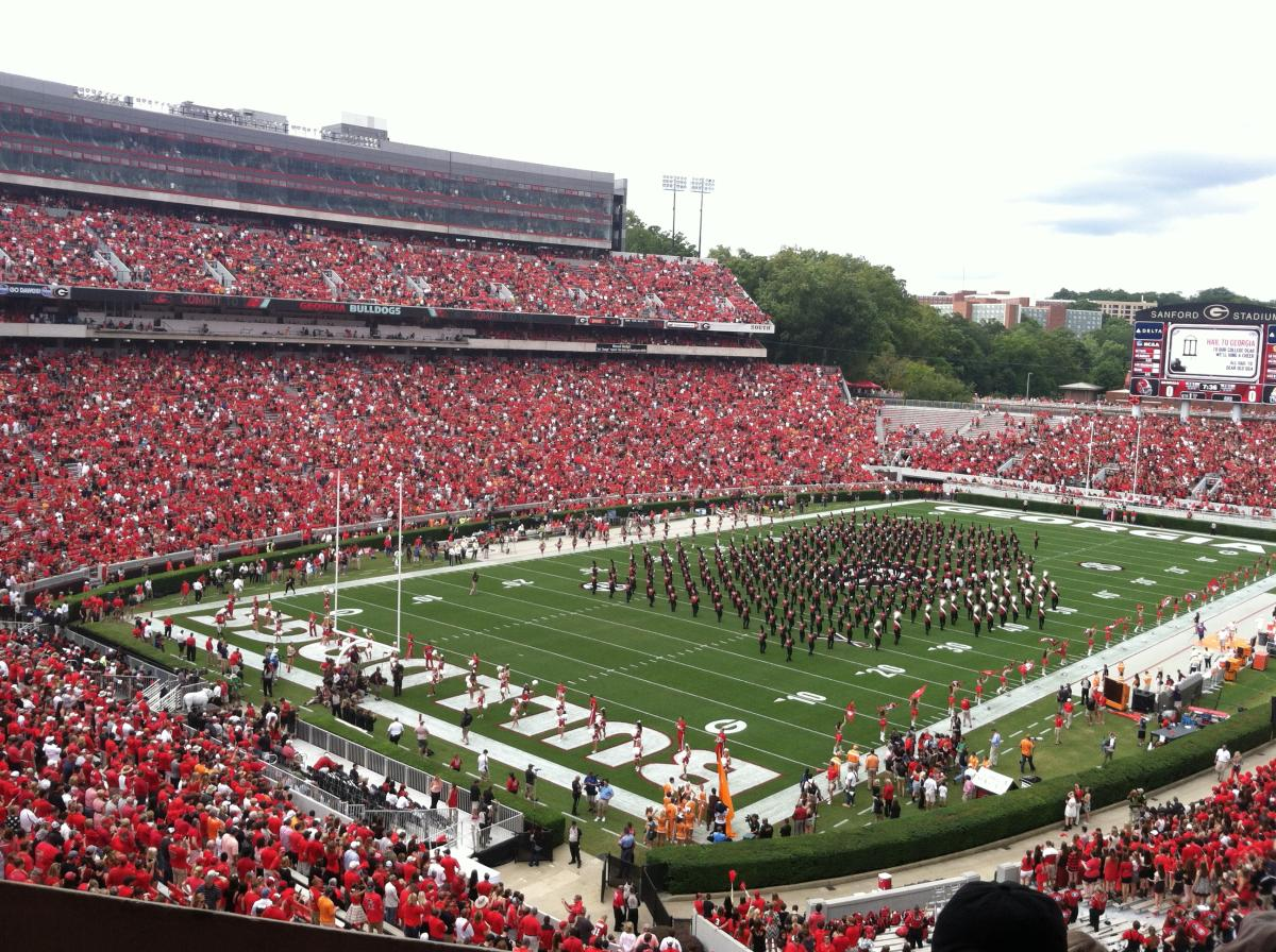 72b5c523f64 Entertaining Your Parents during a UGA Football Weekend