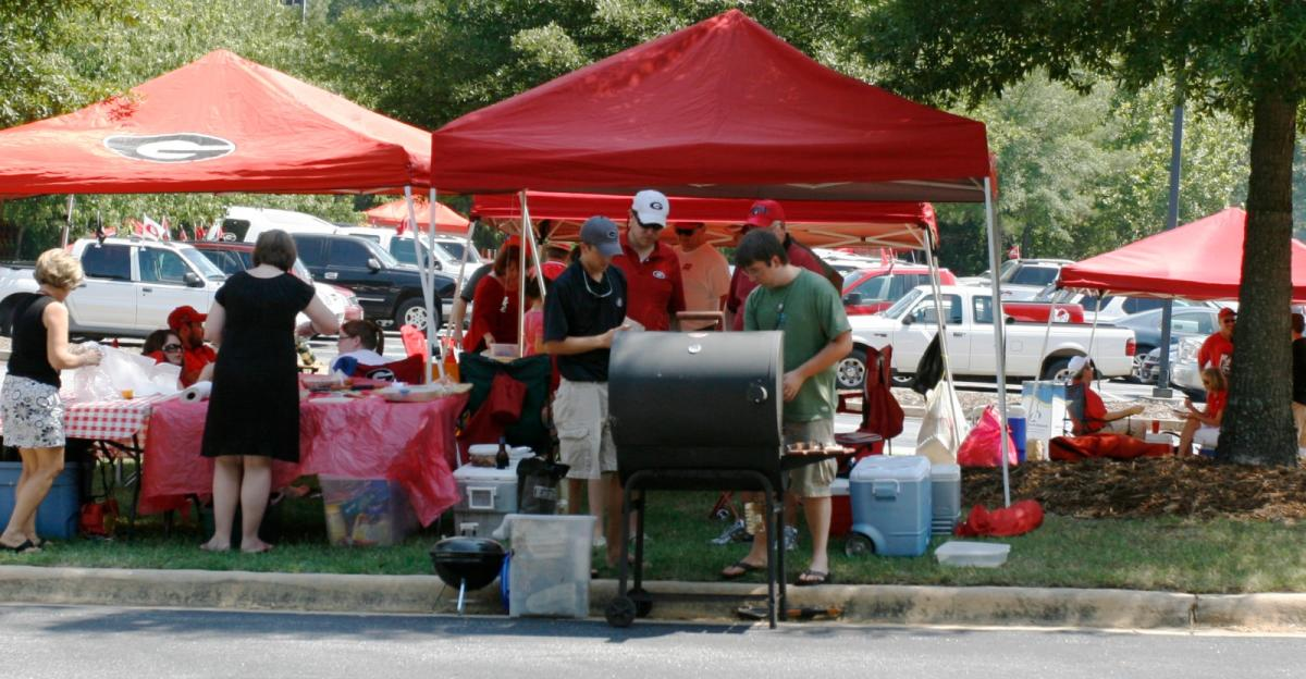 All you need to know about Georgia Bulldogs Tailgating