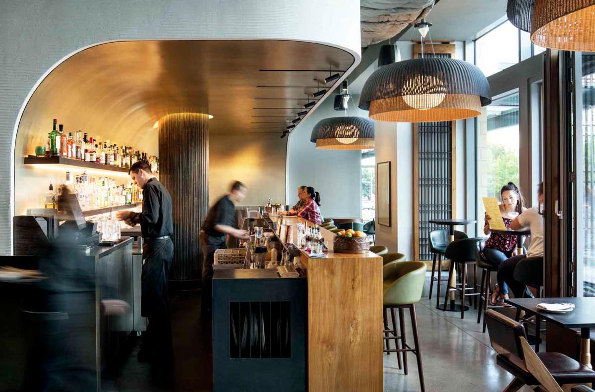 Bellevue Restaurants Local Cuisine Restaurant Passport