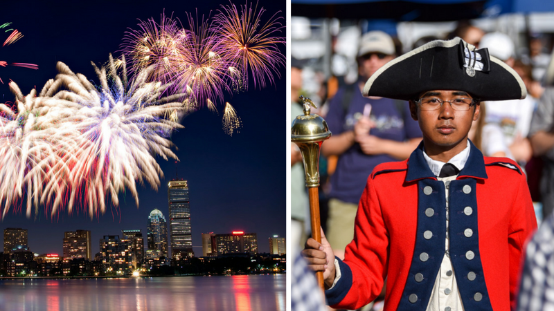 Fourth of July in Boston   History, Performances & Fireworks