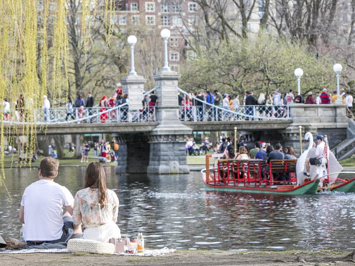 Spring in Boston | Boston blossoms with renewed energy & activities