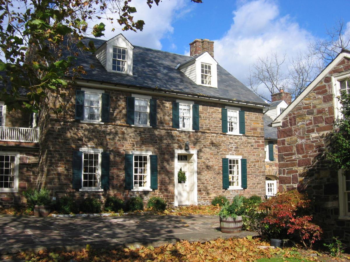 Explore Bucks County's Historic Stone Houses