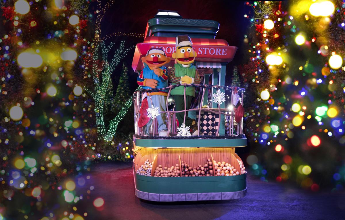 Christmas White House 2021 Sesame Street Top Holiday Happenings
