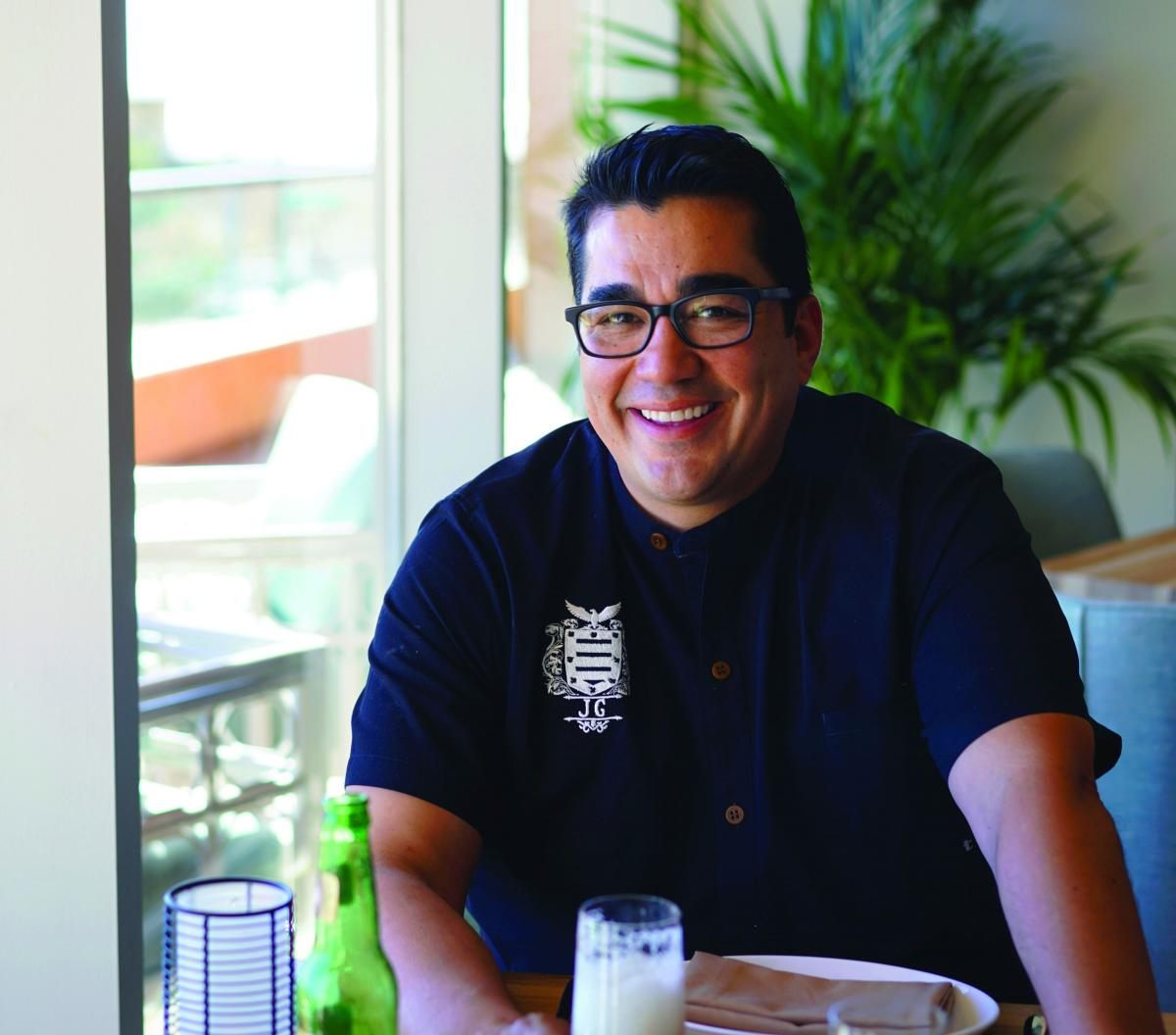 Get To Know: Iron Chef Jose Garces