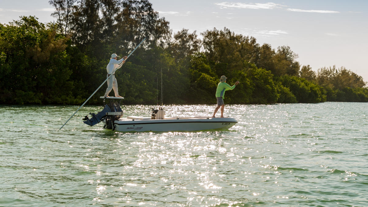 Top 5 Reasons Why Fishing is Just Better in Punta Gorda ...