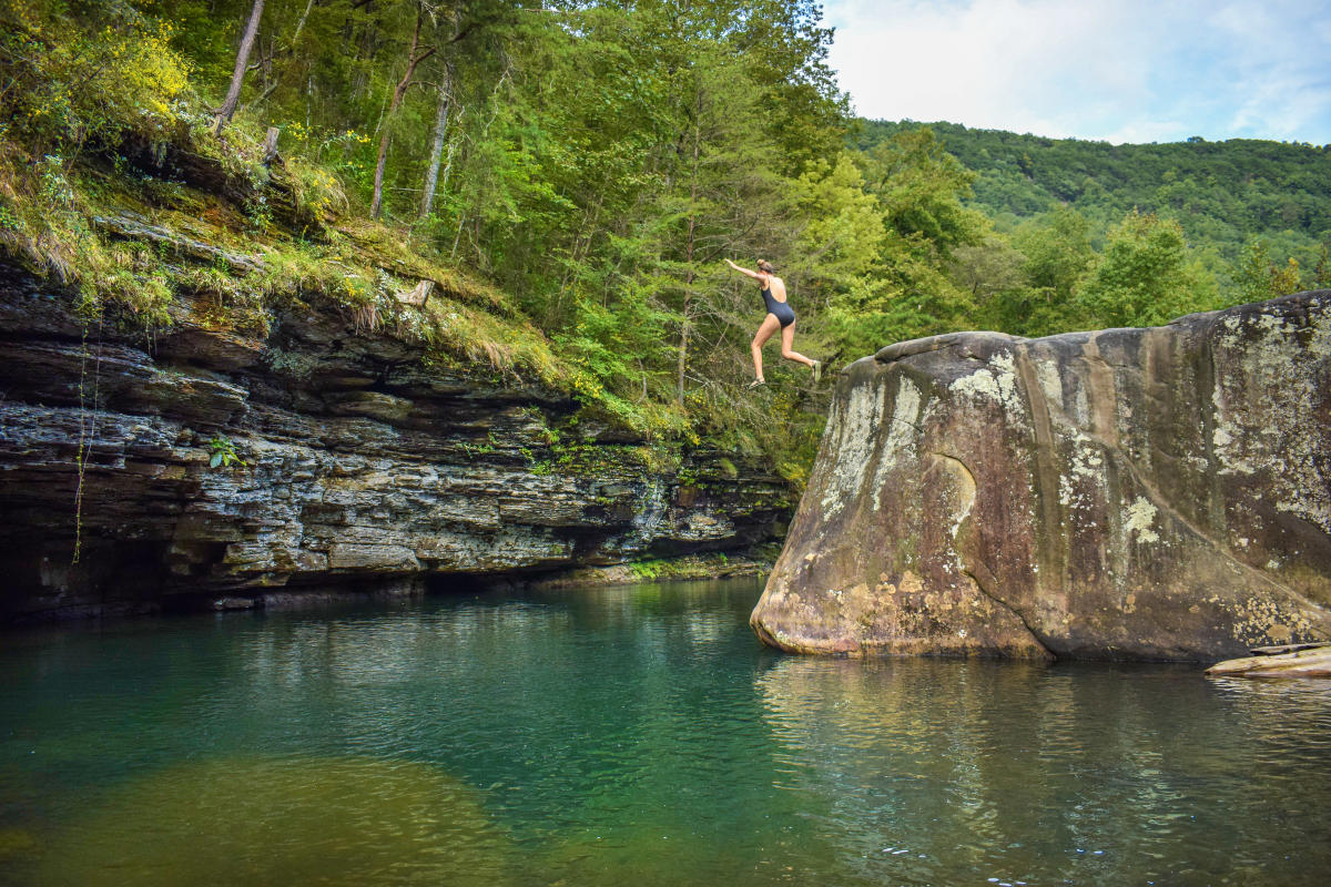 5 Awesome Swimming Holes Near Chattanooga