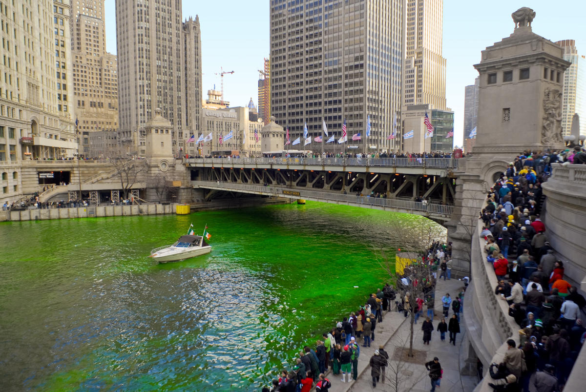 279501ade St. Patrick's Day Chicago | Choose Chicago