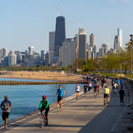 Chicago's Lakefront Trail | Find Hiking, Biking & Safety Tips on
