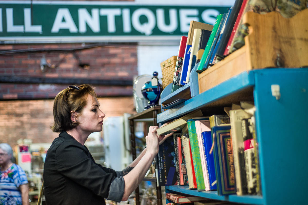Antique stores in Columbia SC | Boutiques, Jewelry & Auctions