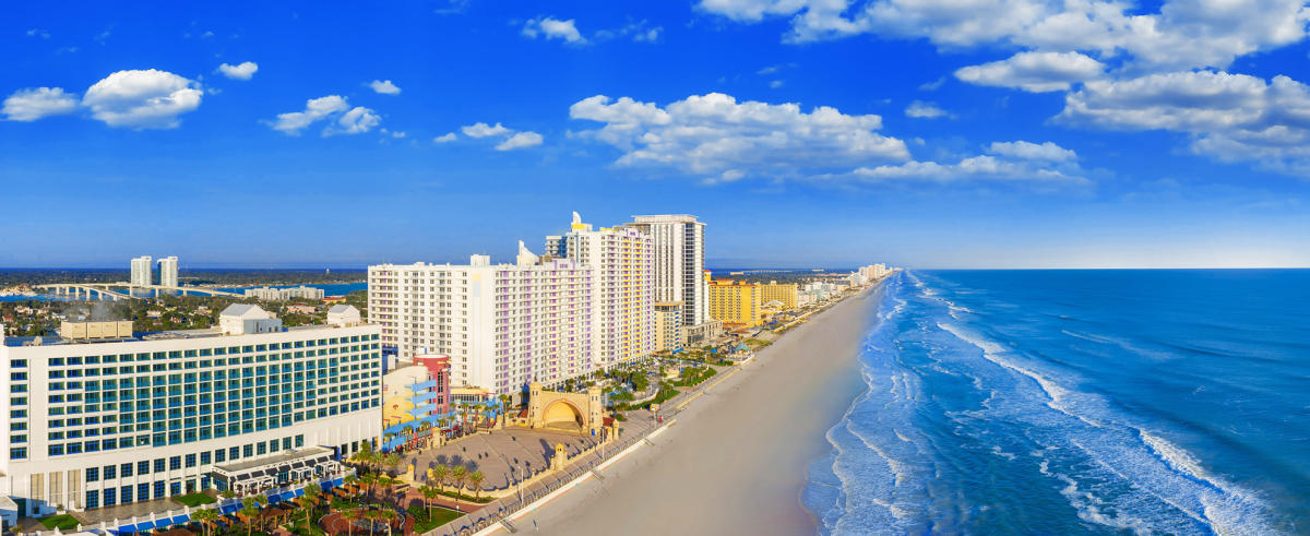 Daytona Beach Things to Do, Hotels, Restaurants & Events