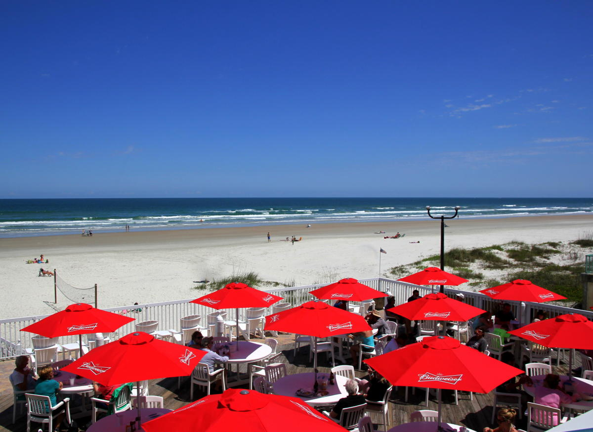 Daytona Beach Restaurants On The Water Daytona Beach Fl