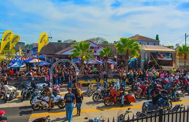 World pictures of the daytona beach bike week 2019 bands