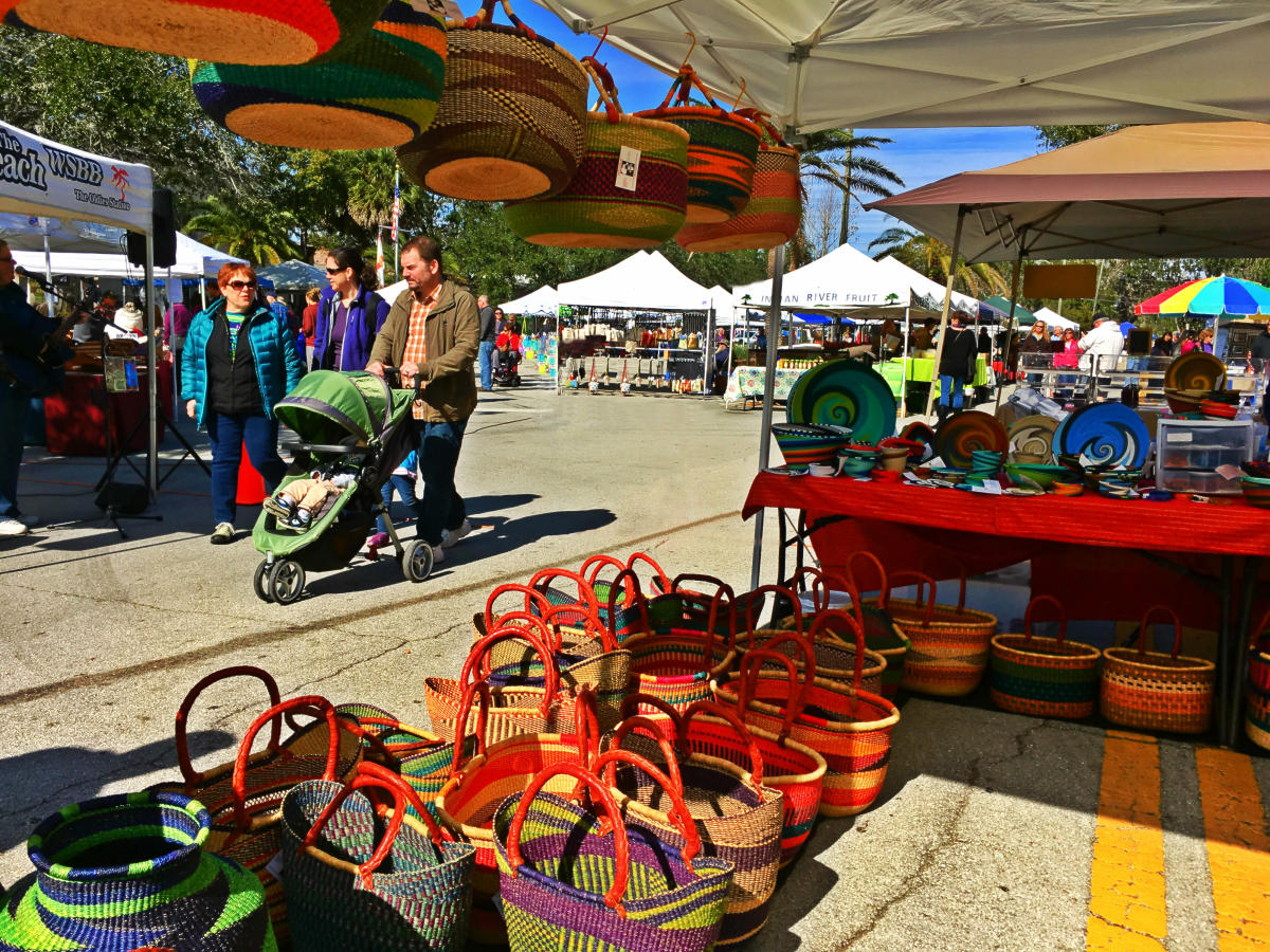 Farmers Markets in Daytona Beach | Local Businesses on