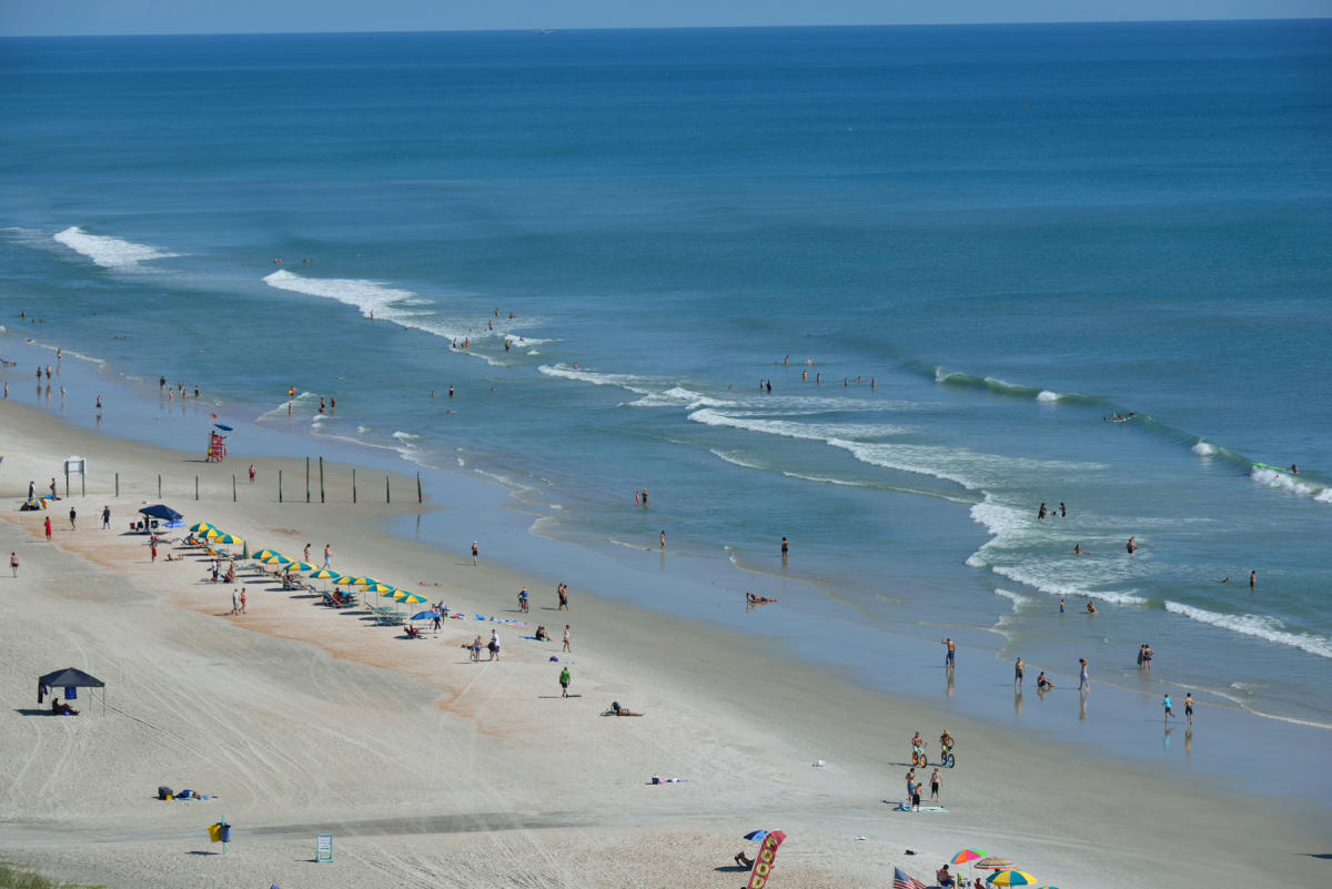 Daytona Beach Web Cam | View Surf Conditions, Weather