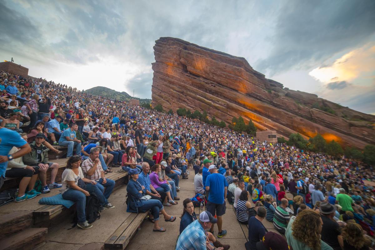 Red Rocks Concert Calendar 2020 2019 Denver Summer Concerts & Festivals | VISIT DENVER