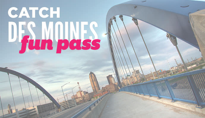 Catch Quick Savings in Greater Des moines