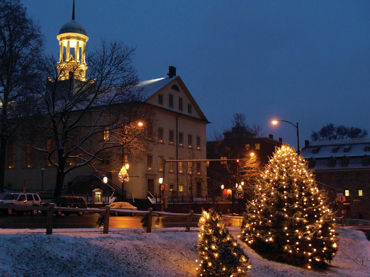 Bethlehem Pa Christmas Village 2020 Bethlehem During the Holidays | Holiday Markets, Events & Shopping