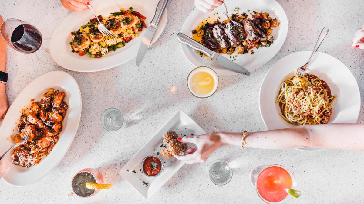 Dining in Dublin, Ohio