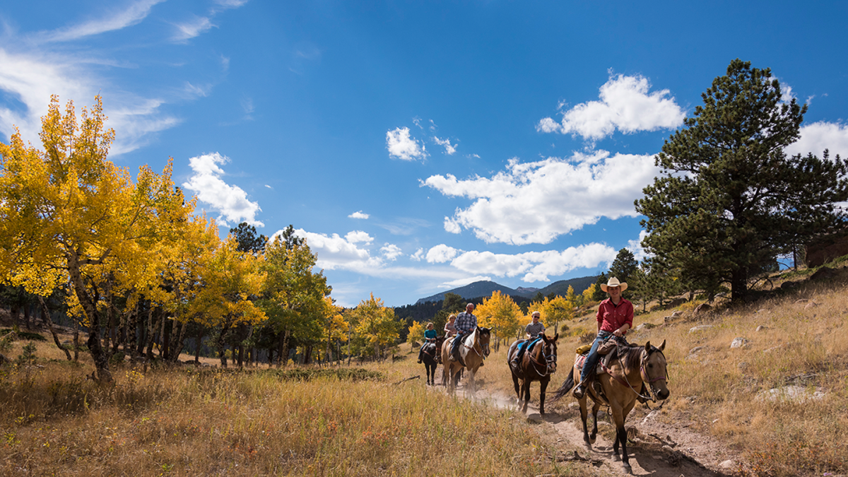 Estes Park Lodging Restaurants Events And Things To Do