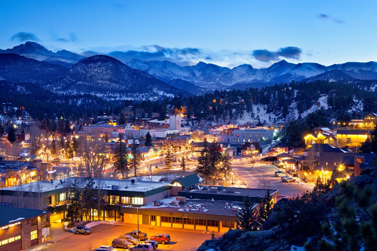 36 Winter Hours In Estes Park