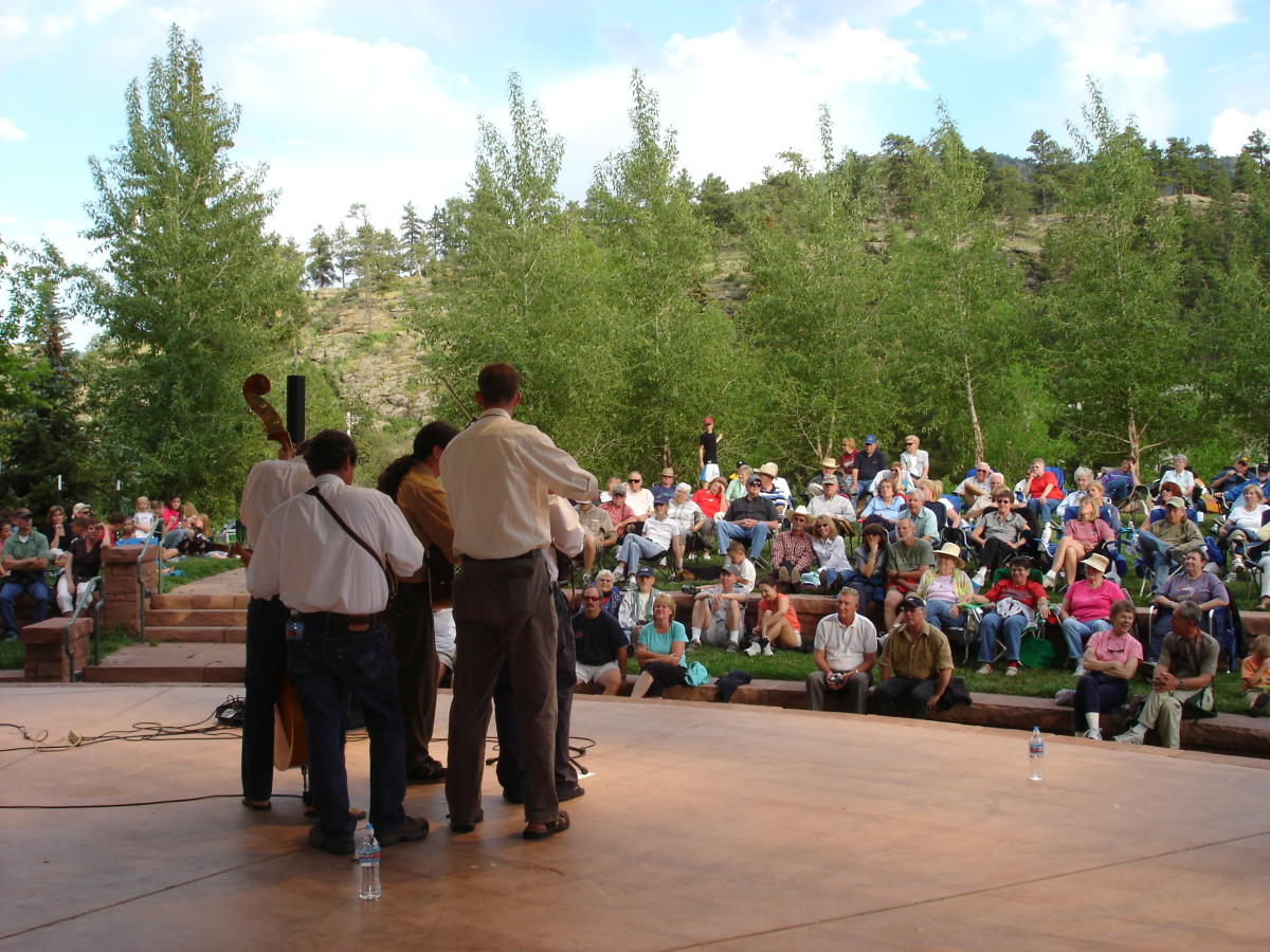 Performance Park Summer Concert Series Free Event In