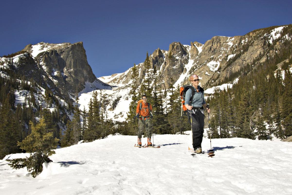 Rocky Mountain National Park Winter Amp Spring Activities
