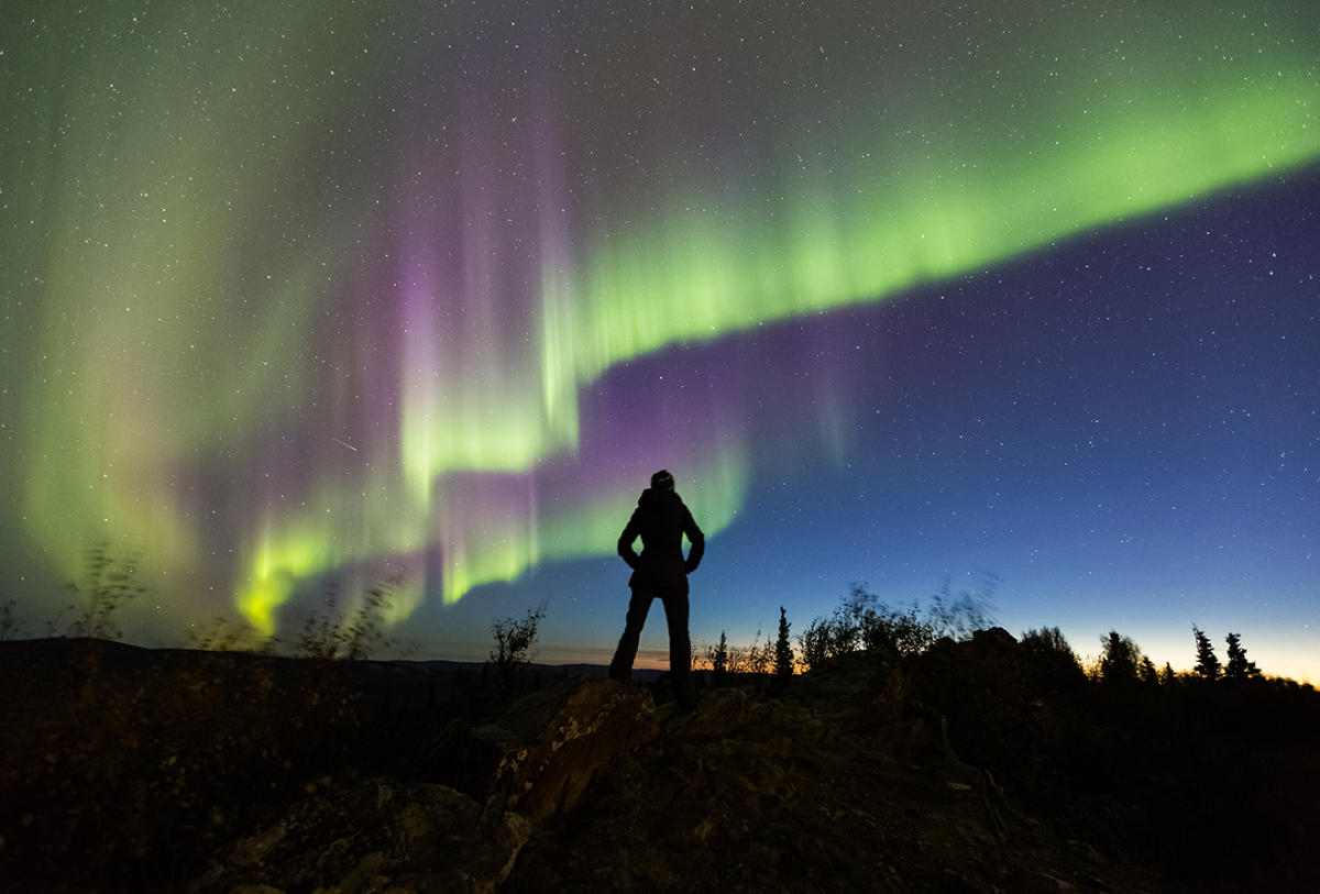 Best Time To See Northern Lights In Alaska 2020.Aurora Borealis Season Explore Fairbanks Alaska