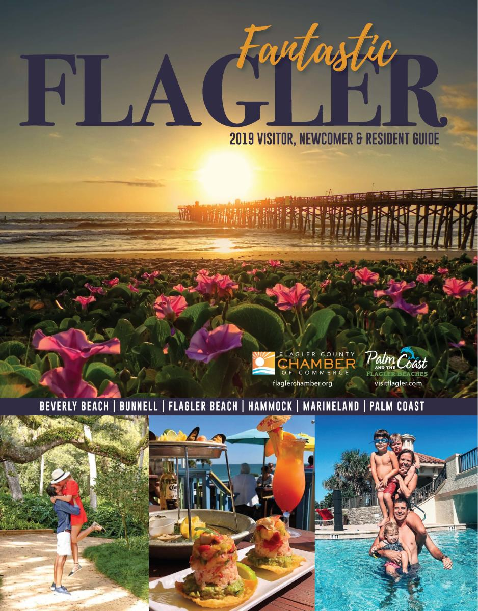 Visitors Guide & Brochures | Palm Coast & The Flagler Beaches