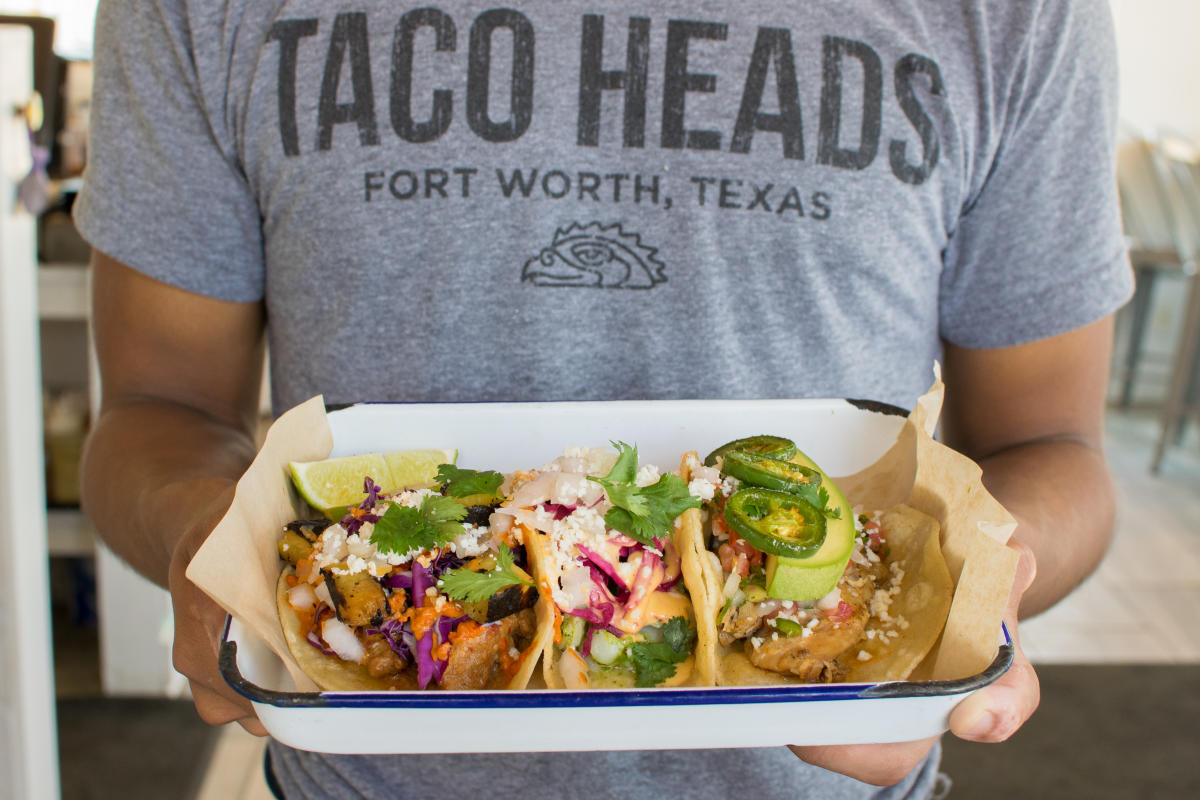 Best of the breakfast tacos - American gardens west 7th fort worth ...