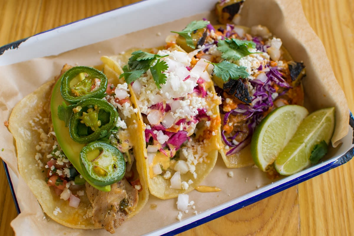 Tasty tacos in fort worth - American gardens west 7th fort worth ...