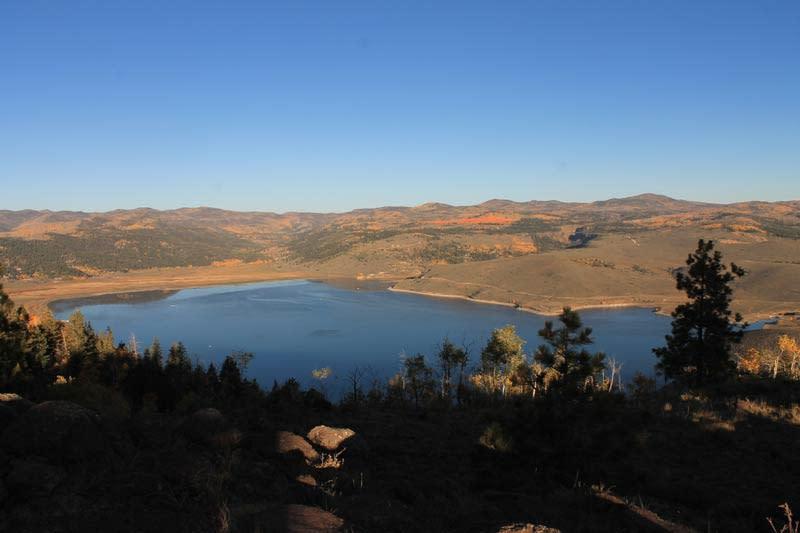 Panguitch lake weather