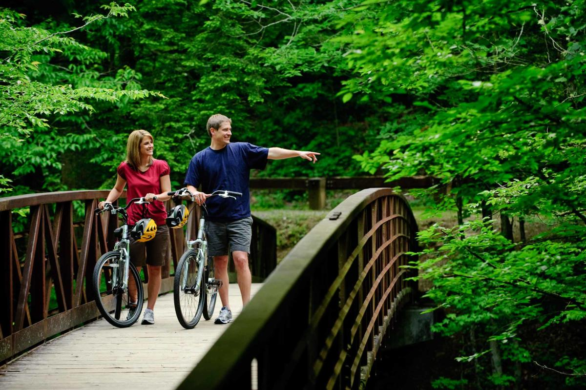 Gatlinburg Bicycling  The Smoky Mountains Are Calling