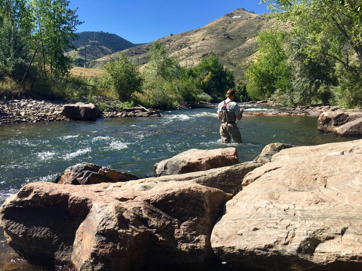 The Golden Mile of Fly Fishing
