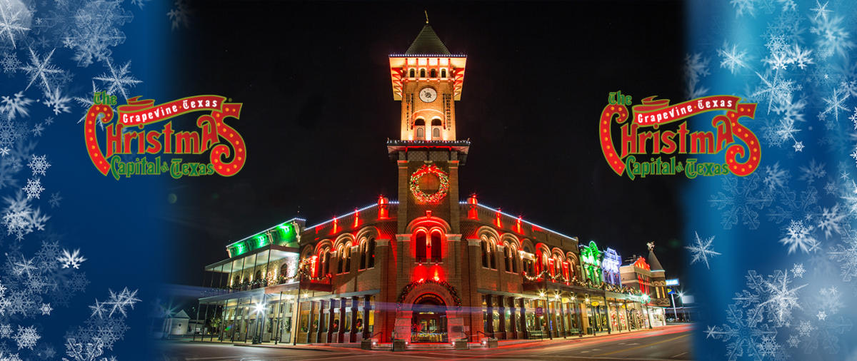 Christmas Events.15 Christmas Events In Grapevine