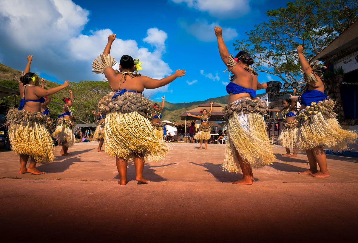 Chamorro Music, Dance & Other Cultural Arts Native To Guam