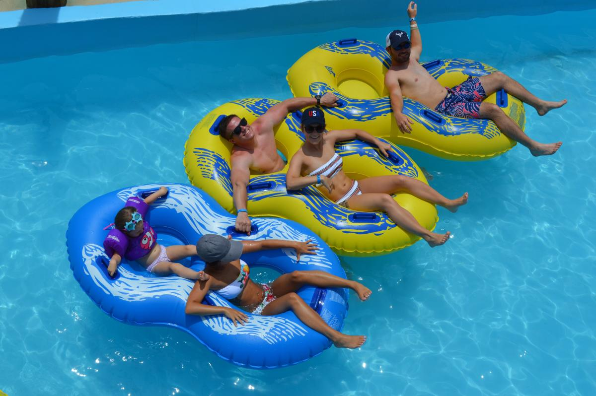 Water Parks In Biloxi Gulfport Family Friendly Water Fun