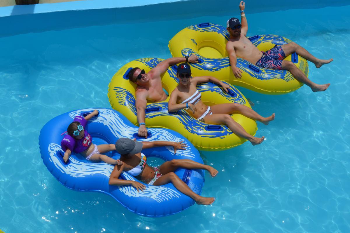 Water Parks In Biloxi Gulfport Family Friendly Water Fun